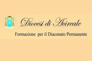 RITO DI AMMISSIONE, FORMAZIONE PER IL DIACONATO PERMANENTE