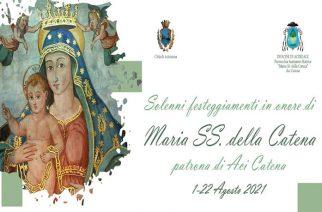 ACI CATENA, FESTA DI MARIA SS. DELLA CATENA